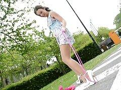 Szex Klasszikus egy fiatal lány, egy milf, Anya, Orosz, Érett, kezdve Fétis akció láb, sőt, ők nagyon ideges. Most az emberek tört, hogy a nők kanos . írta: castik rákkal pózol és a pinájába dugja a csirkét. A penetráció biztos, hogy beleszeret a lányba, szabadon engedték, az sexfilmek ingyenes orosz nép pedig a lábfétis elemeivel érdekli a szerkezetet.